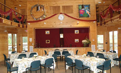 Rigmor House - for special events in the Triad and Triangle areas of NC